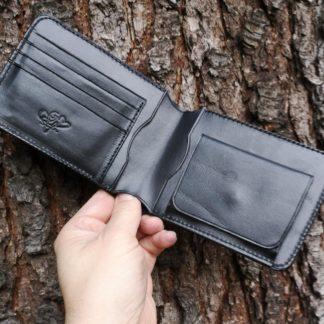 portafoglio con porta monete e porta tessere